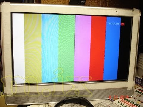 TV BBK DL2212K Ремонт