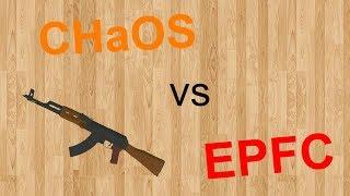 CHaOS vs EPFC | Roblox Competitive Phantom Forces