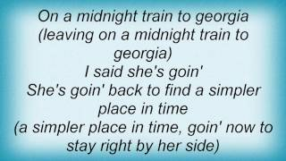Watch Human Nature Midnight Train To Georgia video