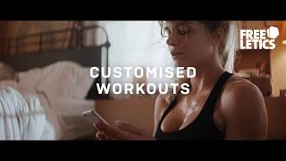 Customized Workouts   Dare to Commit with Freeletics