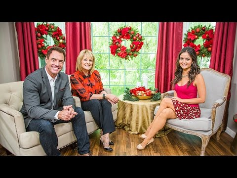 Home & Family's Countdown to Christmas Sneak Preview - YouTube
