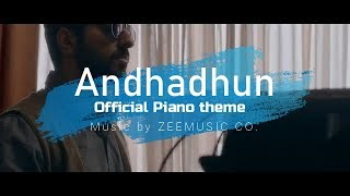 Andhadhun - Official Piano theme