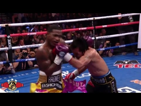 (WOW!) MANNY PACQUIAO VS ADRIEN BRONER FIGHT REPORT BY DBN
