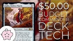 Golos, Tireless Pilgrim | EDH Budget Deck Tech $50 | Combo | Magic the Gathering | Commander