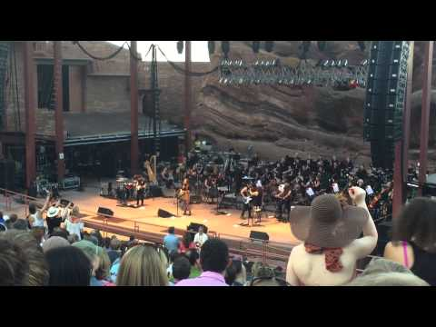 Soldier - Ingrid Michaelson And The Colorado Symphony Orchestra - Red Rocks