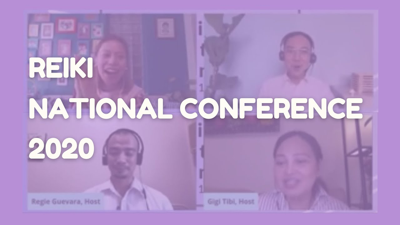 Philippine Reiki National Conference 2020 Highlights