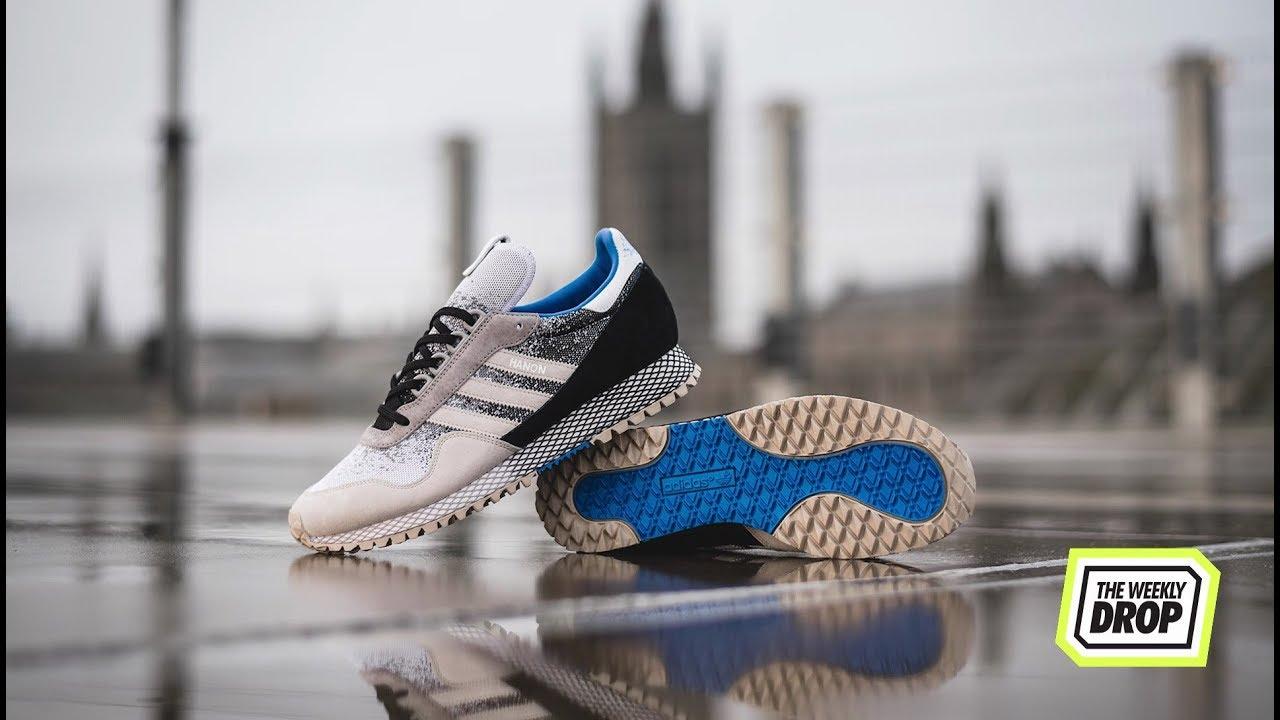 Adidas Consortium x Hanon New York b5506e3bb