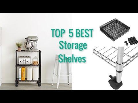 top-5-best-shelving-storage-|||-2019