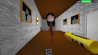 Eyes the horror game on roblox