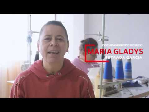 Testimonio Maria Gladys Estrada Asociada de Cesca en el Municipio de Riosucio