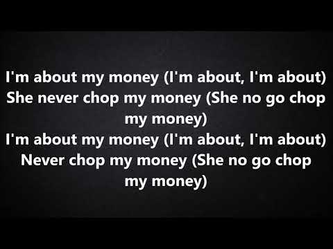 Chop My Money by iLL Blu ft. Krept, Konan, Loski, ZieZie Lyrics