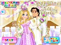 Rapunzel Wedding Dress- Fun Online Fashion Games for Girls Kids