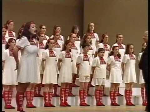 The Bulgarian National Radio Children's Choir - Children ...