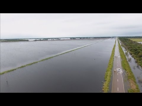 La furia del agua castiga Chaco: donde había campos sembrados hay inundación y drama