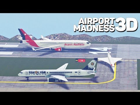 Airport Madness 3D - Boston Baby!