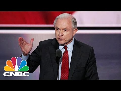 Jeff Sessions, General John Kelly To Testify At Confirmation Hearings | CNBC