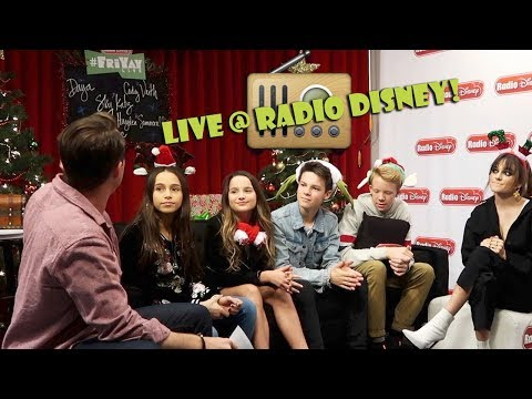Live at Radio Disney 📻 (WK 362.3) | Bratayley