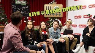 Live at Radio Disney 📻 (WK 362.3) | Bratayley