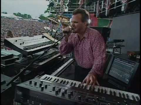 Phil Collins - In The Air Tonight (Live Knebworth 1990)
