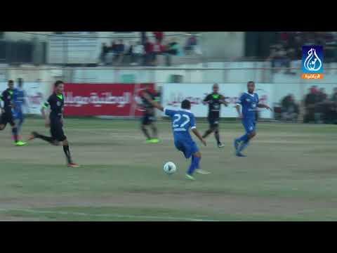 ملخص مباراة شباب رفح وهلال غزة بتعليق عارف ربيع 26 11 2017