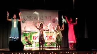 World Malayalee Council Dance - Gujarati Kalthala Kettiya - Pulival Kalyanam - Part 1