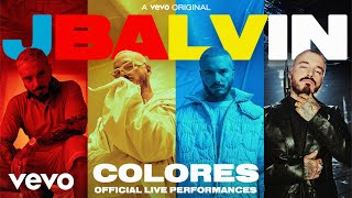 J Balvin - 'Colores' Trailer (Official Live Performance) | Vevo