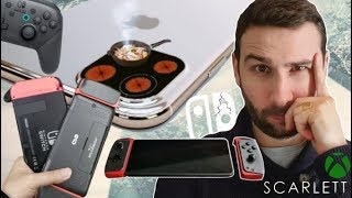 La SWITCH COPIÉE 🔥 L'iphone 11 fait la cuisine,  LED PRO Switch & Infos Xbox Scarlett !