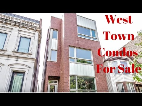 Chicago West Town Condo for sale