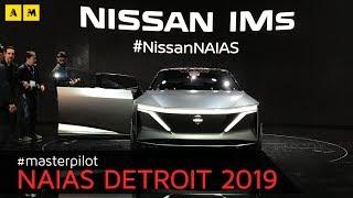 Nissan IMs Concept   115 kWh di batteria per una concept ad alte prestazioni [ENGLISH SUB]