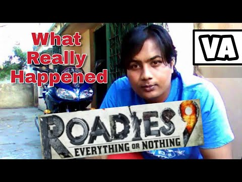 Roadies 9 Hyderabad Auditions What really happened #VLOG 008