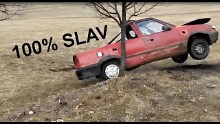 Meanwhile in Czech Republic (100 Slav)