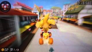 Mario Kart 8: All Characters- Standard Stunts A & B (Bikes + ATV)