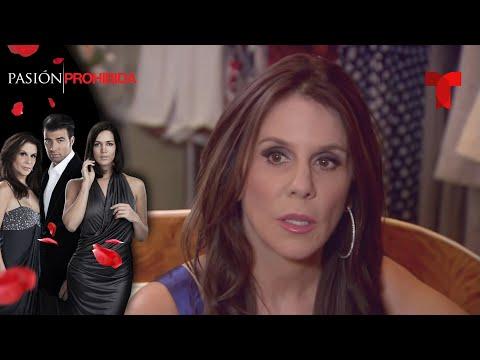 Pasión Prohibida | Capítulo 8 | Telemundo Novelas