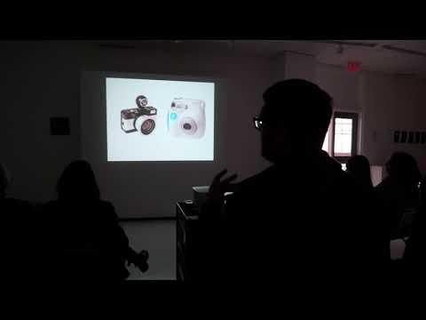 Artist Talk: Kyle Zurevinski