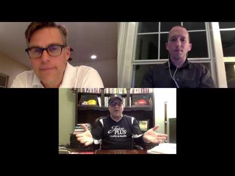 James & Joe Show - Kerry Daigle Interview #1