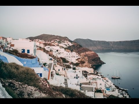 Where To Stay In Santorini Greece: Greek Island Accommodation Guide