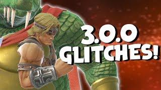 NEW 3.0.0 Super Smash Bros. Ultimate Glitches