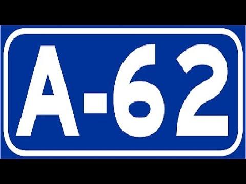 A-62 Autovía de Castilla , Zona Gomecello - Cañizal , Salamanca / Expressways in Spain