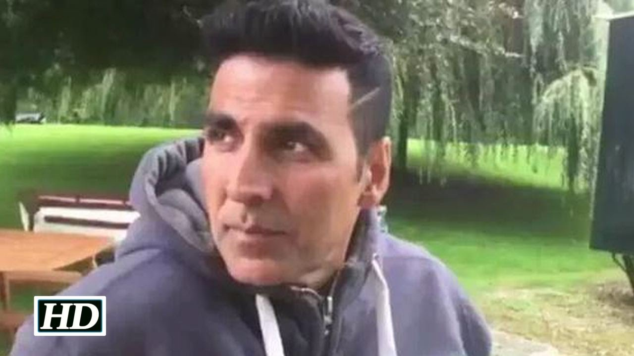 Housefull 3 Akshay Kumar S Exclusive Look Out Youtube