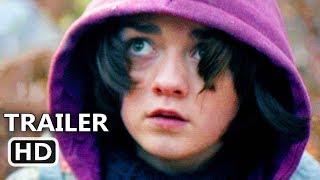 CORVIDAE Official Trailer TEASER (2018) Maisie Williams, Short Movie HD