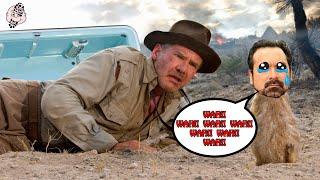 MANGOLD MELTDOWN: Indiana Jones Director has MASSIVE TWITTER MELTDOWN over OPINIONS!!