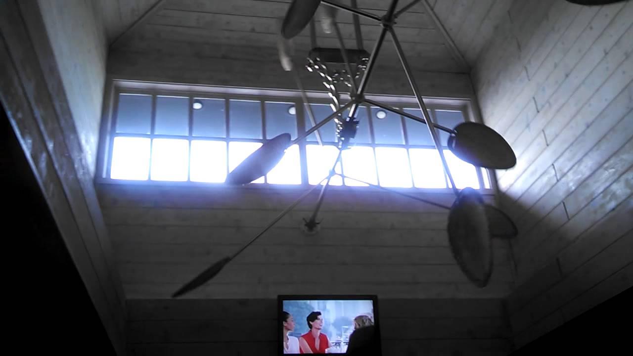 custom ceiling fans. Casablanca/Fanimation Custom Palm Leaf Fan, Hunter Coastal Breeze, Gulf Coast Rivera Ceiling Fans - YouTube U