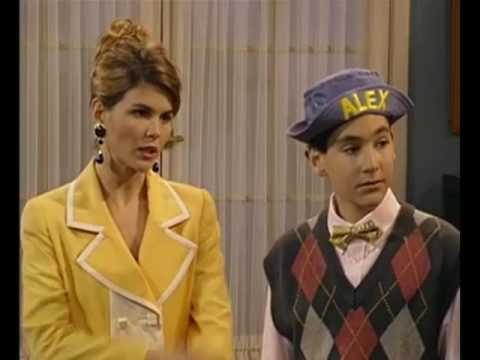 Jesse imagines Nicky and Alex as teenagers (Full House Clip)