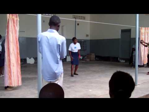 Music Dance and Drama competitions held at CCP-Vocational training institute Mbale
