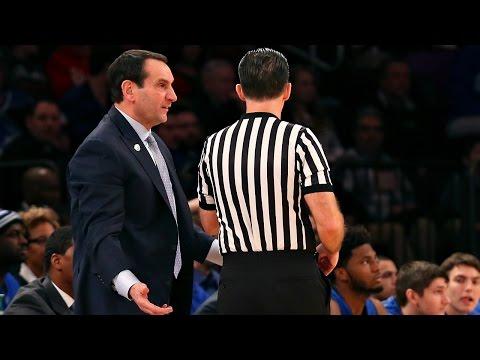 LA Clippers Chris Paul & J.J. Redick Congratulate Coach K | CampusInsiders