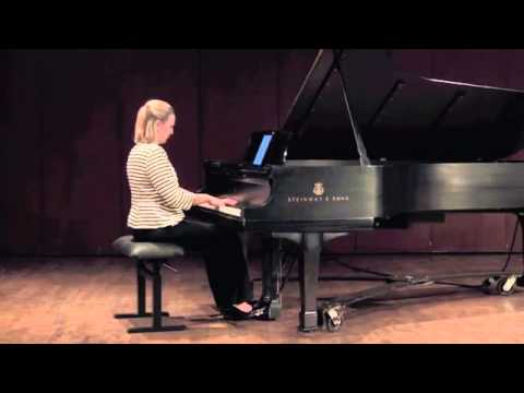 """Eight Misbehavin'"" performed by Kara Huber"