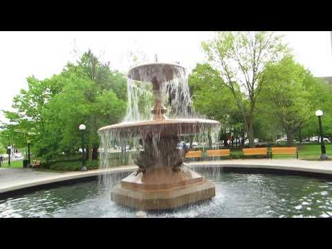 Downtown Ottawa Confederation Park