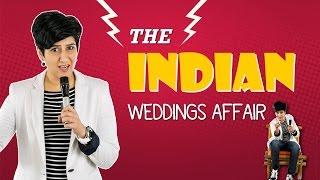 The Indian Wedding Affair | Neeti Palta | Comedy Munch