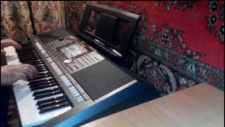 Schnuffel Bunny – Snuggle Song (Kuschel Song) - Зайчик Шнуфель на синтезаторе Yamaha PSR-S970