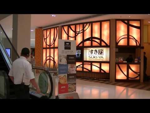 A Japanese Centric Mall, Da:mén  Mall, USJ